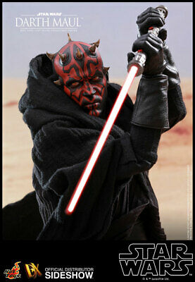 Star Wars~Episode I: Tpm~Darth Maul~Sixth Scale Figure~Dx16~Hot Toys~Mibs