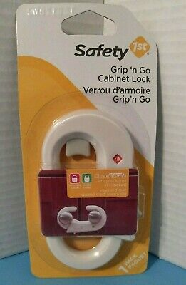 SAFETY 1ST Grip 'n Go Child Cabinet Lock Device