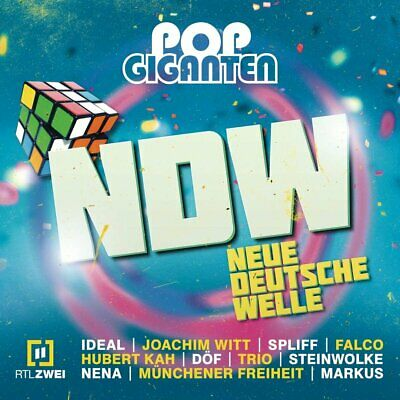 Various - Pop Giganten Ndw 3CD NEU OVP