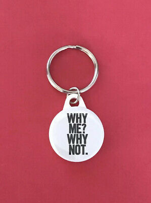 Liam Gallagher Keyring Why Me? Why Not / Oasis