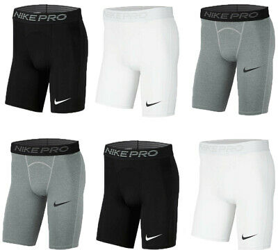 Nike Pro Mens Shorts Basketball Tights Sports Training Everyday Short S M L XL