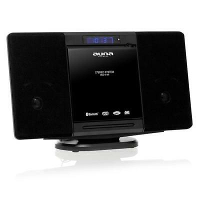 Cadena Estereo Hifi Bluetooth Reproductor Cd Mp3 Radio Am Fm Usb Aux -B-Stock