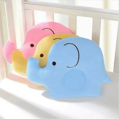 Baby Pillow Newborn Anti Flat Head Syndrome for Crib Cot Bed Neck Support Q