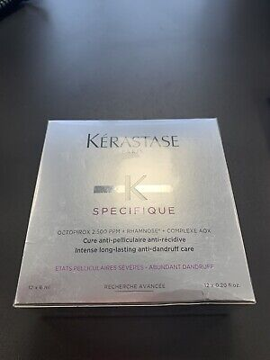 KERASTASE Specifique Cure Anti-Pelliculaire Schuppenkur  12 x 6ml
