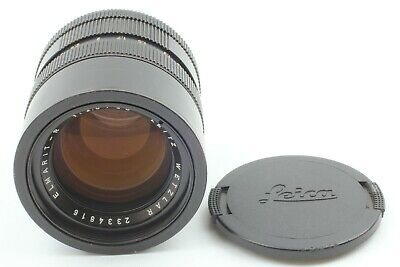 【 Excellent+++】Leica Leitz Wetzlar Elmarit R 90mm f/2.8 Lens From Japan #621