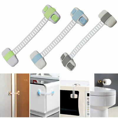 toddler children safety security protector doorstop guard drawer cupboard lock