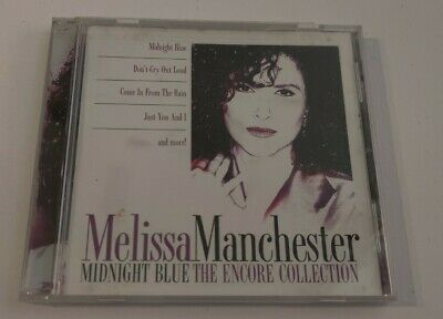 Melissa Manchester - Midnight Blue: The Encore Collection CD Play Tested