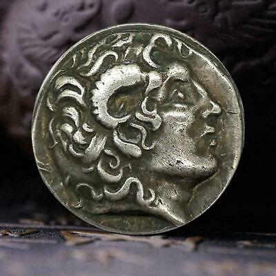 Ancient Greek Alexander the Great Commemorative Coin 2020 F7L4