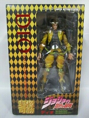JoJo/'s B... FROM JAPAN Super Action Statue DIO 2nd 2012 Summer WF Limited Ver