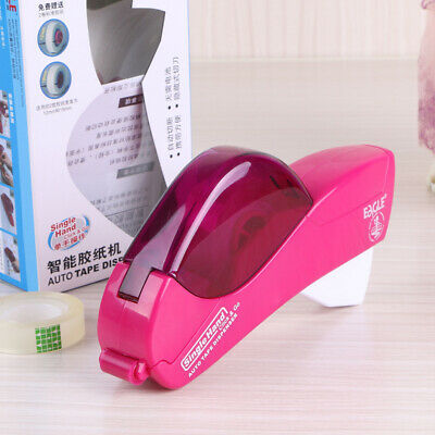 Automatic Tape Dispenser Gun Arts Crafts Christmas Present Gift Wrapping
