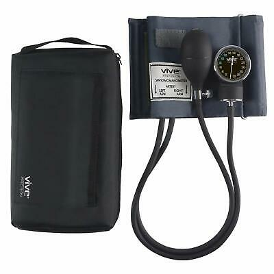 Precision Aneroid Sphygmomanometer with Case - Manual Blood Pressure Checker
