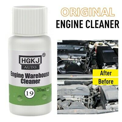 20ML Car Engine Warehouse Cleaner Heavy Oil Remove Clean Tool