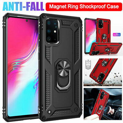 Rugged Armor Hybrid Back Case Cover for Samsung Galaxy S20 Plus/S20 Ultra Shell