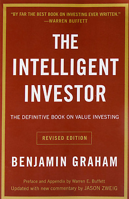 Intelligent Investor: The Definitive Book on Value Investing - A Book of Counsel
