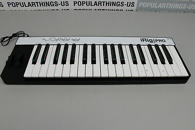 IK Multimedia iRig Keys Pro IK000029 37-Key Keyboard Controller