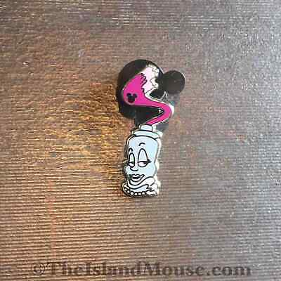 PURPLE WATER WHIP World of Color Fountain 2011 Hidden Mickey Disney Pin 82319