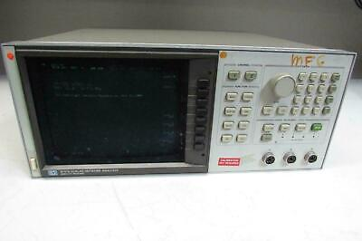 Agilent HP 8757A Scalar Network Analyzer