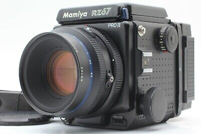 【N.MINT】 Mamiya RZ67 Pro II w/ Sekor Z 110mm f/2.8 W Lens Strap From Japan #843