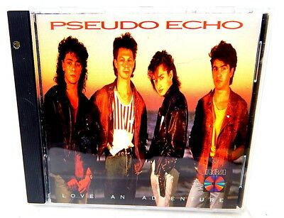 CD PSEUDO ECHO Love An Adventure Full Album