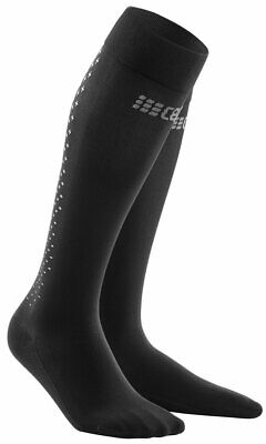 CEP Recovery Pro Compression Socks Herren Schwarz WP50T