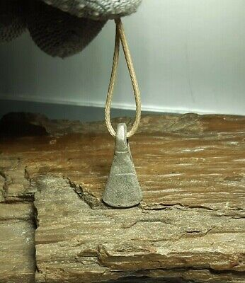 Superb Silver Amulet Pendant Suspension AXE 9-12 cen. AD Viking age+GIFT #2922