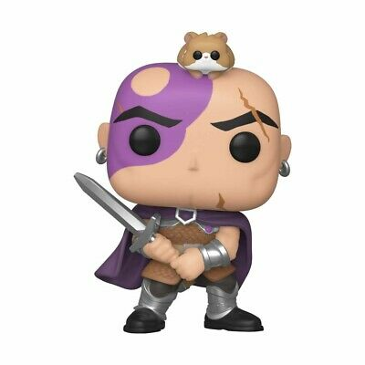 Funko - POP Games: Dungeons & Dragons - Minsc & Boo Brand New In Box