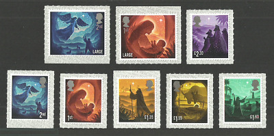 GB 2019 Commemorative Stamps~Christmas~Unmounted Mint Set~ UK