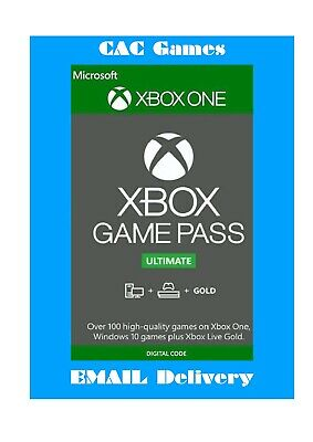Xbox Game Pass Ultimate ( Xbox Live + Game Pass ) for 14 days - EMAIL delivery
