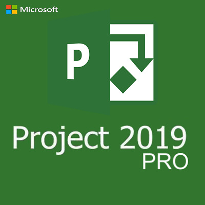 Ms Project  2019 Professional Product Key Download Link 1 Pc