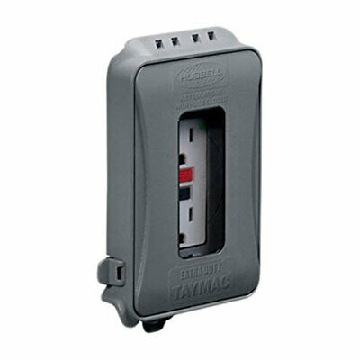 Hubbell ML500G Hubbell Expandable In-Use Outdoor Outlet Cover
