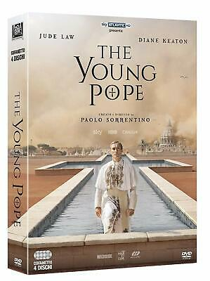 Dvd The Young Pope (Box 4 Dvd) ...NUOVO