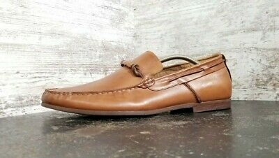 Mens Kenneth Cole Reaction Common Factor Loafers Shoes Sz 13 M Used VGC