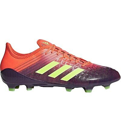 adidas Performance Mens Predator Malice Control Firm Ground Rugby Boots - Multi