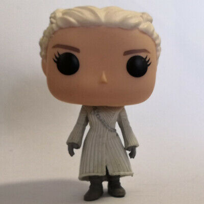 Funko Pop Television Game of Thrones 59 Daenerys Targaryen White Coat OOB