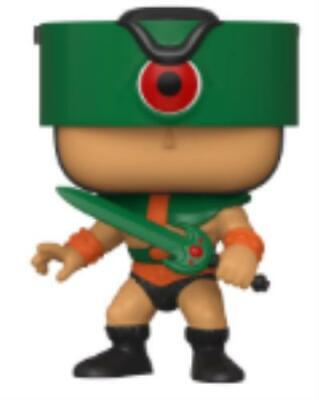 [ECCC 2020 SHARED] PREORDER (Arrives 3/2020) Pop Vinyl Masters of the Universe T