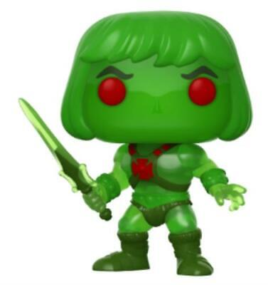 [ECCC 2020 SHARED] PREORDER (Arrives 3/2020) Pop Vinyl Pop Masters of the Univer