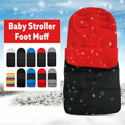Baby Stroller Footmuff Pushchair Pram Seat Cushion Warmer Sleep Bag