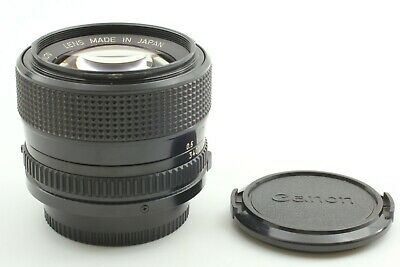 【Excellent+++++】 Canon NEW FD NFD 50mm f1.2 MF Lens from JAPAN 429