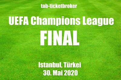 1-4 x VIP Hospitality Club UEFA Champions League Finale 30.05. Tickets Karten