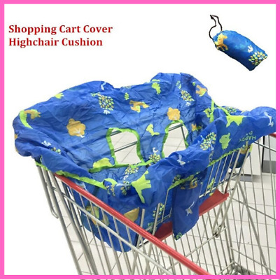 Cart Cover for High Chair Dinosaurs Cheaper Polyester Cover Shopping Cart Covers