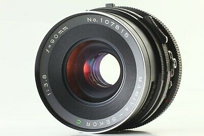【Very Good】 Mamiya Sekor C 90mm f/3.8 Lens For RB67 Pro S SD From Japan 855