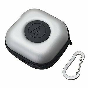Audio-Technica headphones carrying case (silver) audio-technica AT-HPP300 SV
