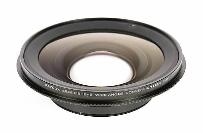 Raynox Digital MX-3062 Pro Semi-Fisheye Wide Angle Conversion Lens - EP