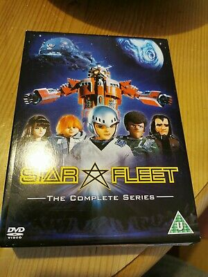 Star Fleet - The Complete Series - Used Condition - 4 Disc DVD Boxset