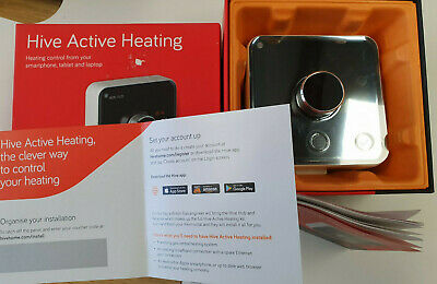 HIVE Active Heating Thermostat WITH Professional Installation Is £249