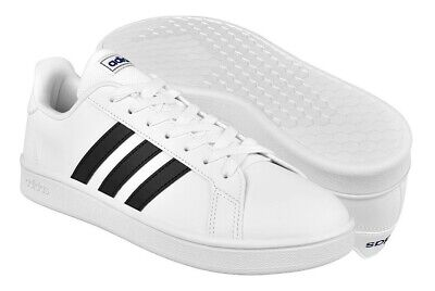 adidas Grand-Court Base Men's Casual Shoes White ART EE7904