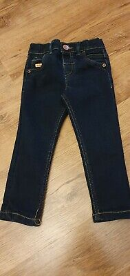 Baby Boys Ted Baker Jeans Age 12-18Mths Bnwot