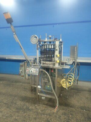 New England Machinery  S/S Capper 30 Station 01201760014