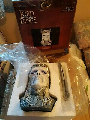 Lord Of The Rings  Witchking Votive Holder  2002 Neca   Orig. Box  Great Deal!!!