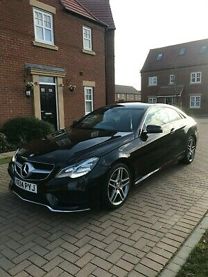 2014 14 Mercedes E Class E250 Cdi Amg Sport Coupe 7 Speed Auto Face Lift Export